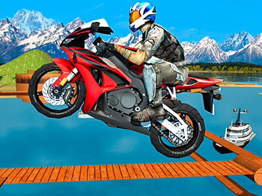 Motorbike Beach Fighter 3D