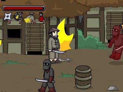 Ninja Brawl